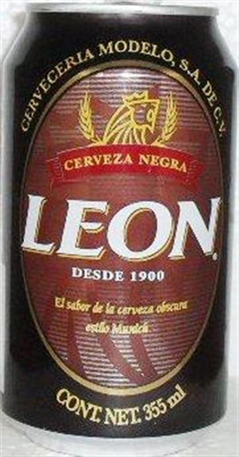 leon beer ml leon cerveza negra mexico