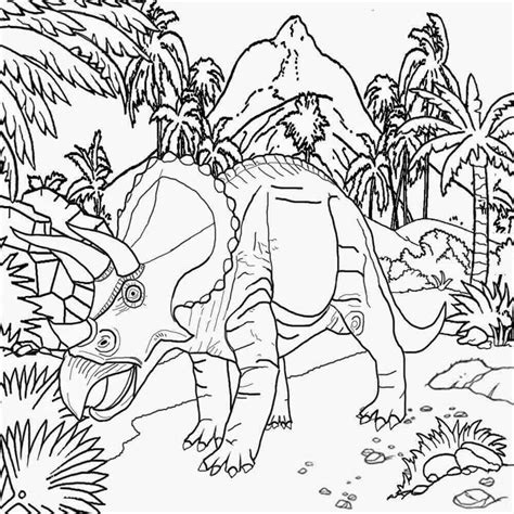 Kleurplaat Jurassic Park by Free Printable Jurassic World Coloring Pages