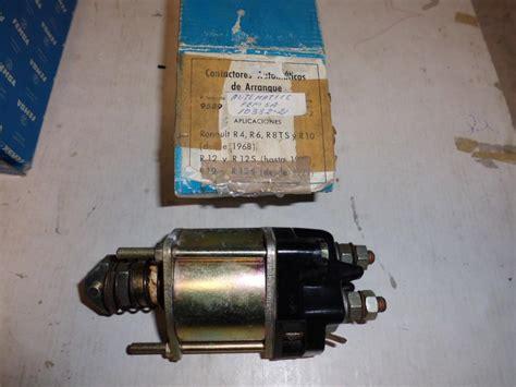 Automtico Femsa De Renault 8 Y Renault 10 Repuestos Jj