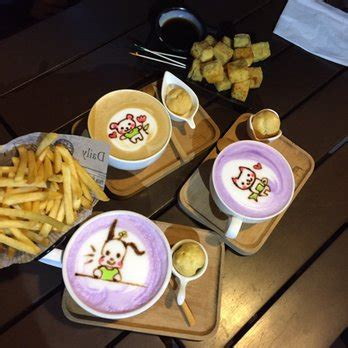Salads and wrapsadd french fries for $1.75. Coffee Zone - Order Online - 794 Photos & 307 Reviews - Desserts - 328 S Atlantic Blvd ...