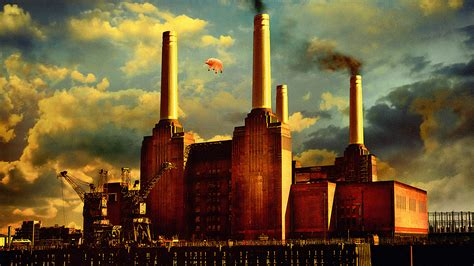 pink floyd animals portside  wallpapers
