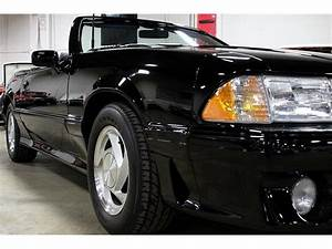 1990 ASC/McLaren Mustang Convertible for Sale | ClassicCars.com | CC-1089954