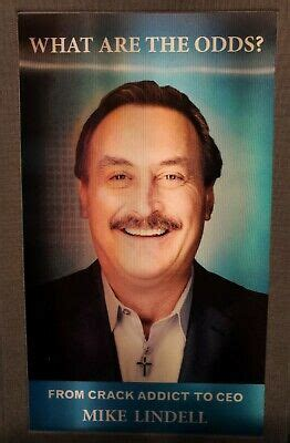 """Mike lindell interview on rsbn regarding his white house visit 01/15/2021 full interview. Mike Lindell Autographed """"What Are the Odds"""" Book MyPillow ..."""