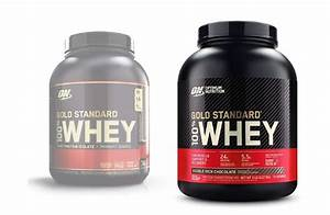 The Muscle Building Benefits Of Whey Protein