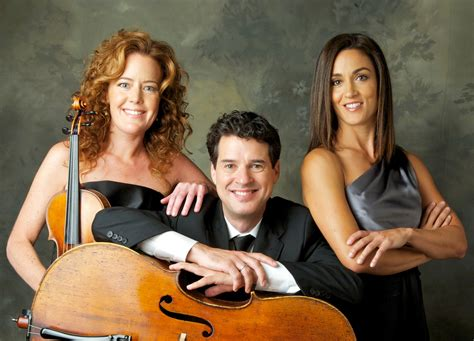 The Lincoln Trio Will Perform Rebecca Clarke's Piano Trio