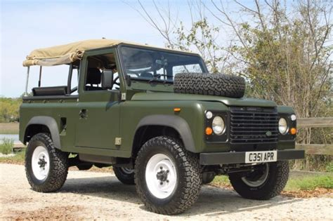 how to sell used cars 1986 land rover range rover electronic valve timing 1986 land rover defender 90 diesel for sale photos technical specifications description