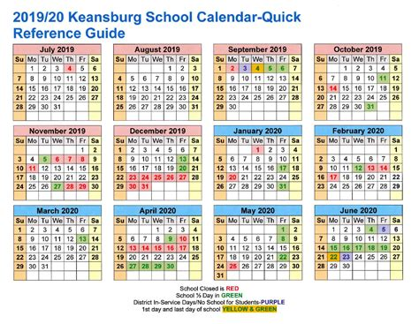 keansburg school district home