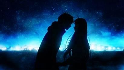 Magical Pretty Magic Anime Dark Sky Night