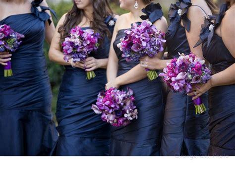 25+ Best Ideas About Navy Bridesmaids On Pinterest