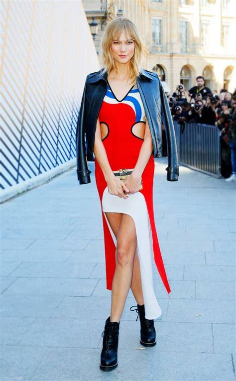 Karlie Kloss From Best Celeb Street Style Paris