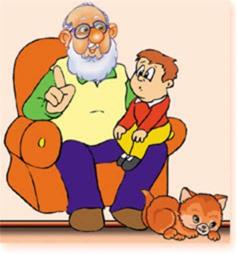 Animasi Kakek Nenek