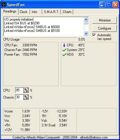 fan speed control software speedfan überwacht temperaturen und lüftersteuerung