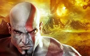 kratos god of war | God Of War Kratos Wallpaper with ...