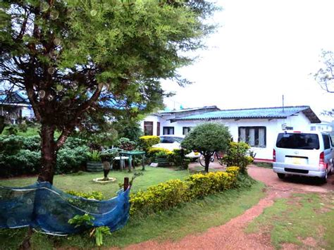 Holiday Bungalows In Horton Plains