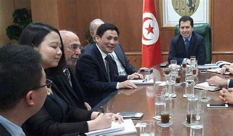 bureau d emploi tunis le plus gros cimentier chinois compte ouvrir un bureau à