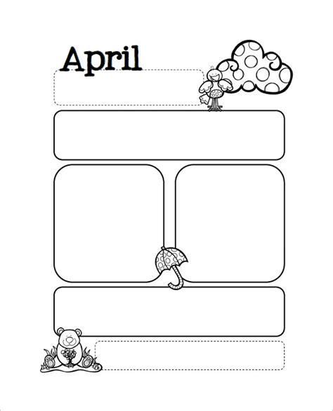 preschool newsletter template free 13 printable preschool newsletter templates pdf doc 910