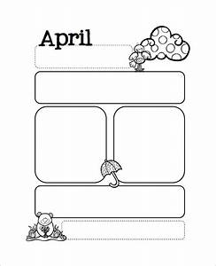 free april newsletter template - 13 printable preschool newsletter templates pdf doc