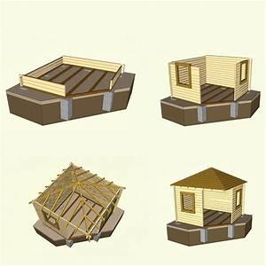 Gartenhaus Heizung Selber Bauen : gartenhaus selber bauen aus blockbohlen vollst ndiger ~ Michelbontemps.com Haus und Dekorationen
