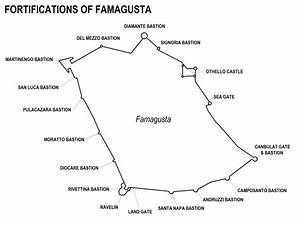 Fortifications Of Famagusta