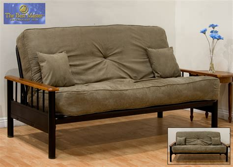 mission style futons bedroomdiscounters futons