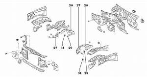 Land Cruiser 100 Series Body Parts