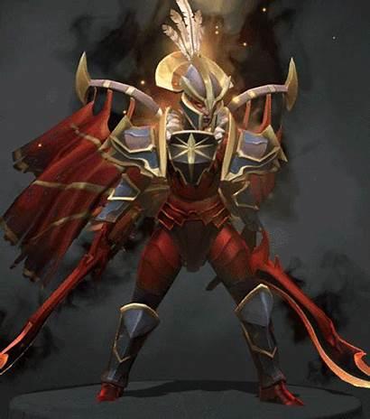 Dota Legion Armor Nether Commander Arcana Steamcommunity