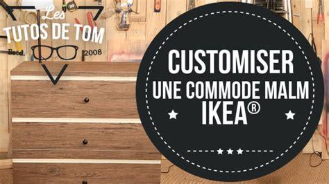 meuble de cuisine style industriel diy customiser une commode malm sur deco fr