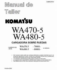 Komatsu Wa470
