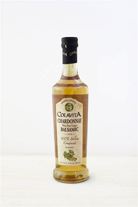 what is balsamic vinegar colavita chardonnay balsamic vinegar 17 floz glass bottle