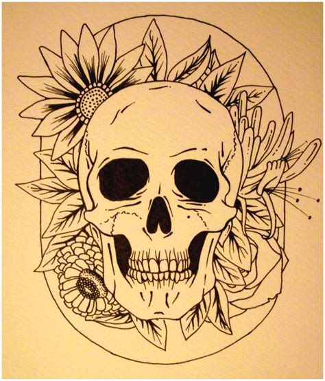 skull drawings art ideas design trends premium psd vector downloads