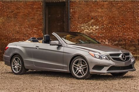 convertible mercedes 2017 mercedes benz e class convertible pricing for sale