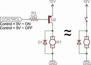 Arduino Uno - Confusion About Pnp Transistors