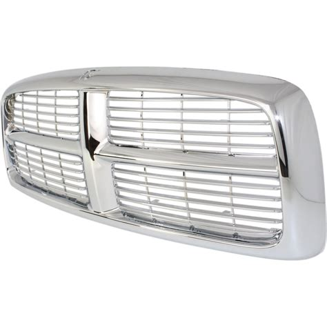 New Ram Grill by New Grille Grill Chrome Ram Truck Dodge 1500 2500 3500
