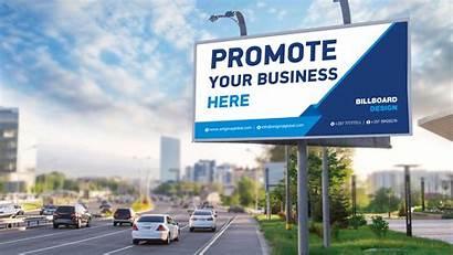 Billboard Promote Advertising Power