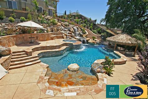 Freeform Swimming Pools Premier Pools & Spas