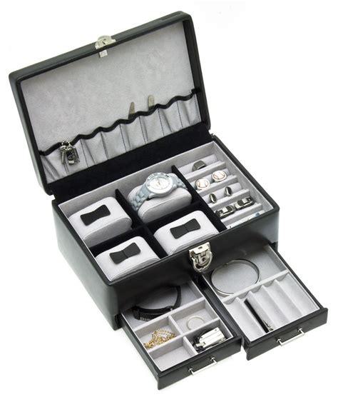 classeur rangement bureau boite à bijoux samson pour homme noir davidt 39 s 390228 01