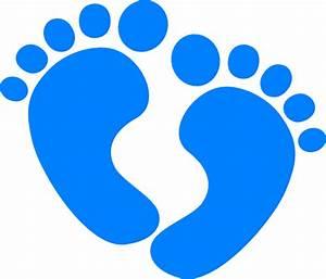 Baby Feet Clip Art at Clker com - vector clip art online