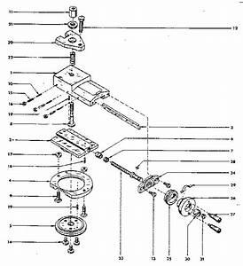Compound Diagram  U0026 Parts List For Model 5492892 Craftsman