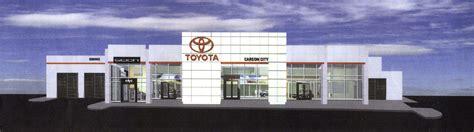 City Toyota by R L Davidson Architects Carson City Toyota