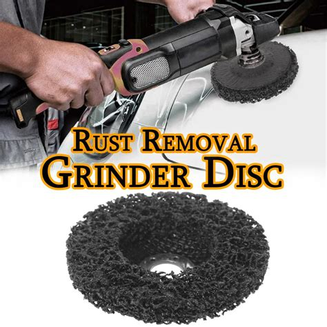 rust disc paint grinder stripper duty heavy removal salty corn slide previous