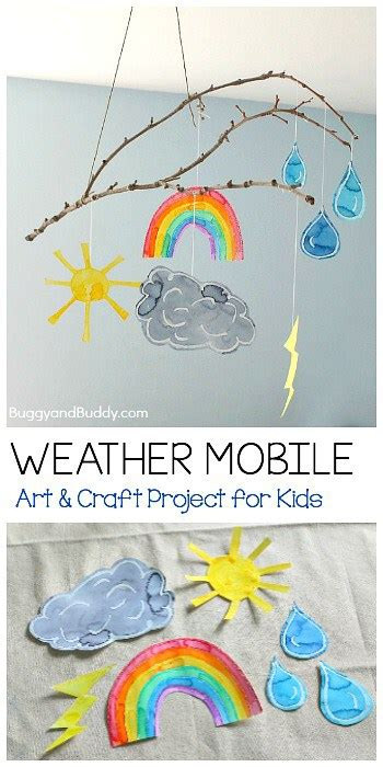 weather mobile craft for buggy and buddy 324 | weather mobile