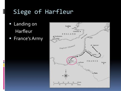 the siege of harfleur the battle of agincourt