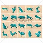 Birds Icons Animals Stockunlimited