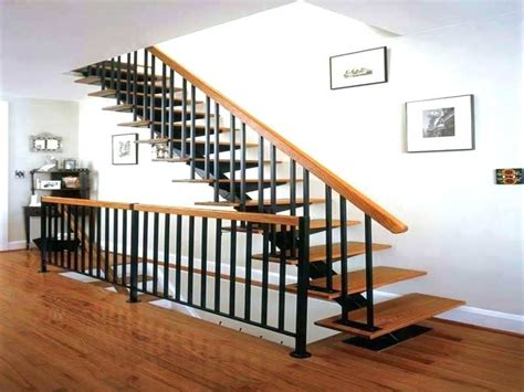 Decoration Modern Stair Railings Contemporary Staircase