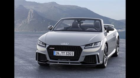 20192018 Audi Tt Rs Coupe  Concept, Release Date