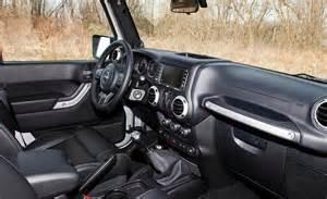2017 Jeep Wrangler Unlimited Sahara Interior