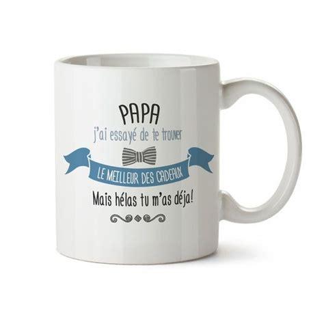idée cadeau noel papa le meilleur des cadeaux mug cadeau f 234 te des p 232 res