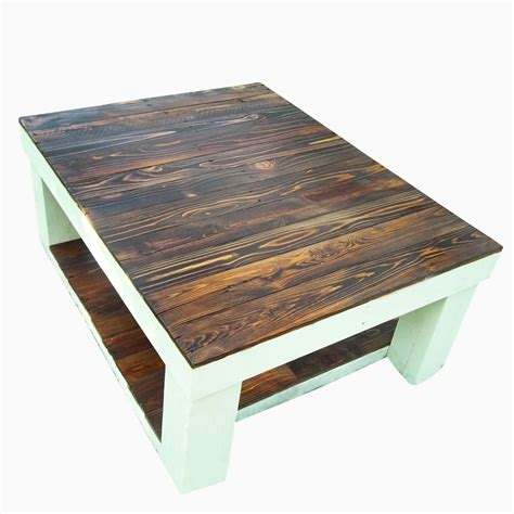 Built this coffee table as a housewarming present for my buddy who got me hooked on woodworking as a hobby! Buy a Custom Made Reclaimed Wood Farmhouse Coffee Table, made to order from The Shop On Smith ...