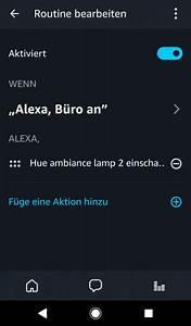 Wer Ist Alexa : routinen bringen die l sung workshop alexa kann helligkeitsprobleme mit hue lampen umgehen ~ Frokenaadalensverden.com Haus und Dekorationen