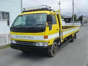 Daihatsu Delta Super Long Bed  1997  Used For Sale  Toyota Delta Truck